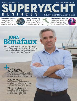 Superyacht Business September 2016