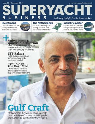Superyacht Business December 2016