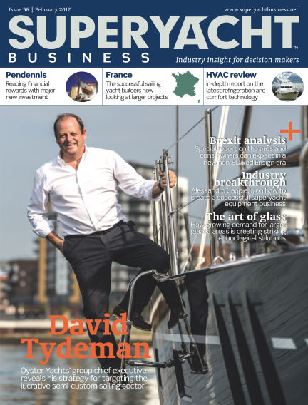 Superyacht Business