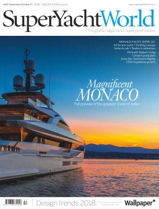 SuperYacht World Magazine No. 57