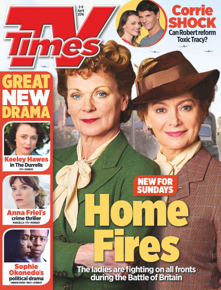 TV Times March 29, 2016 00:00