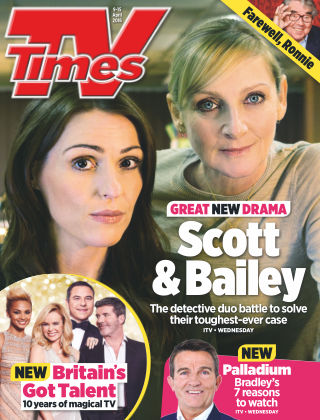 TV Times 9th April 2016