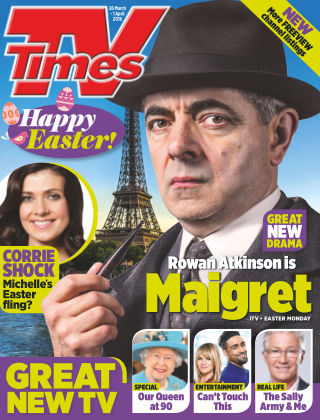 TV Times 26th March 2016
