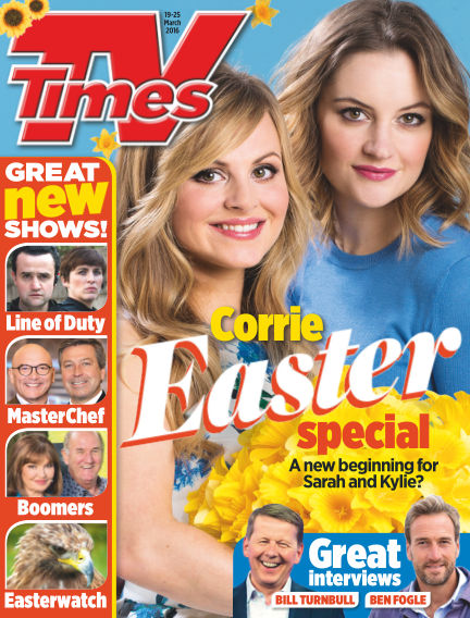 TV Times March 15, 2016 00:00