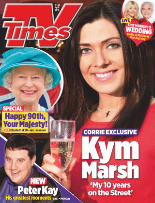 TV Times 16th April 2016