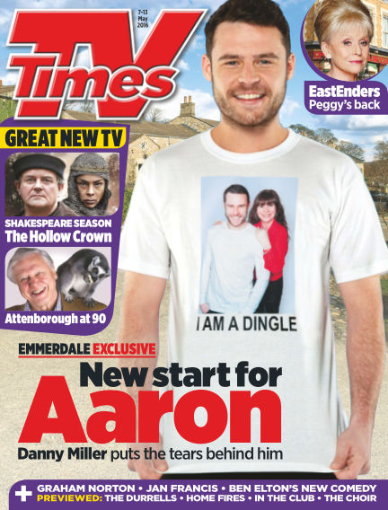 TV Times May 03, 2016 00:00