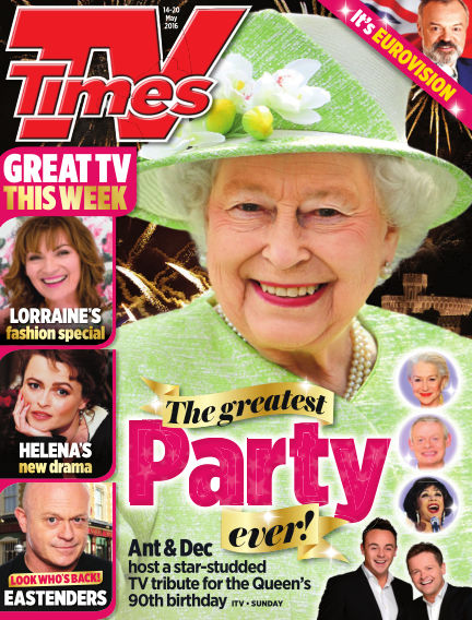 TV Times May 10, 2016 00:00