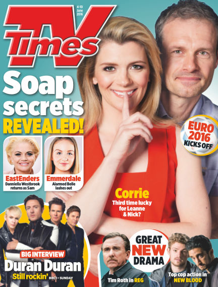 TV Times May 31, 2016 00:00