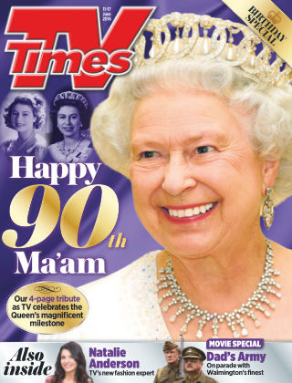 TV Times 11th June 2016