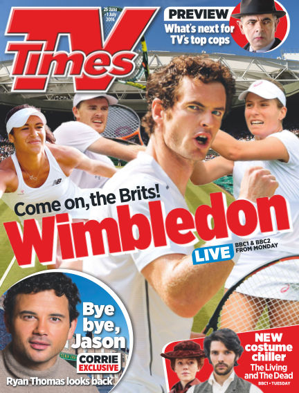 TV Times June 21, 2016 00:00