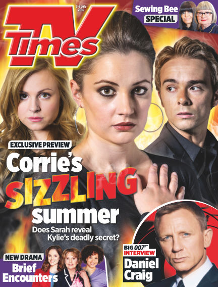 TV Times June 28, 2016 00:00