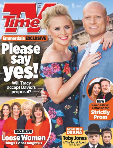 TV Times July 12, 2016 00:00