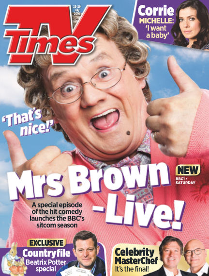 TV Times July 19, 2016 00:00
