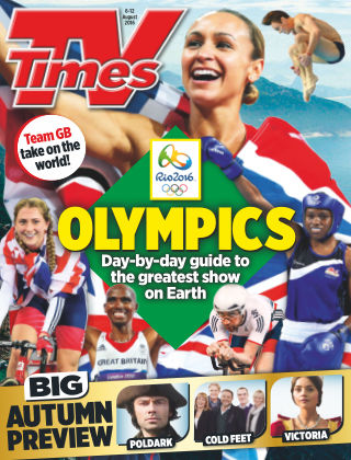 TV Times 6th August 2016