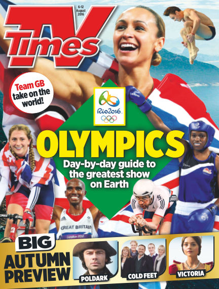 TV Times August 02, 2016 00:00