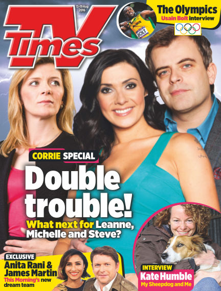 TV Times August 09, 2016 00:00