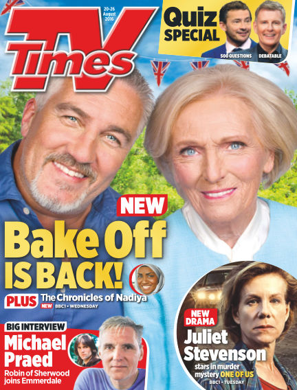 TV Times August 16, 2016 00:00
