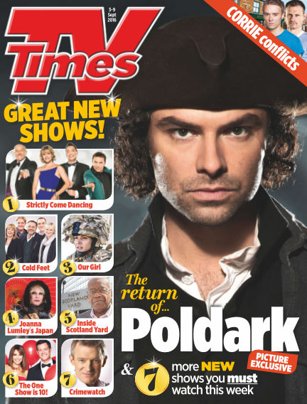 TV Times August 30, 2016 00:00