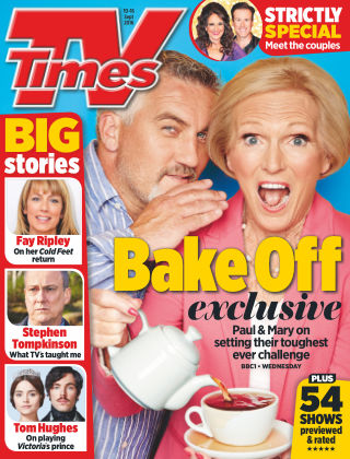 TV Times 10th September 2016