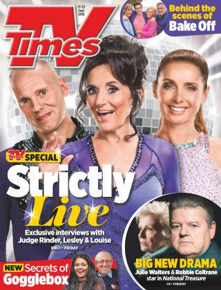 TV Times 17th September 2016