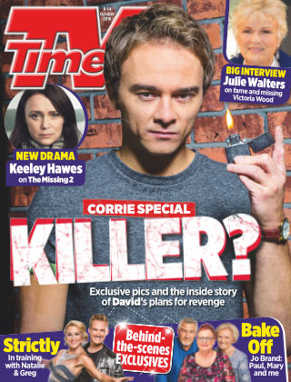 TV Times 8th October 2016