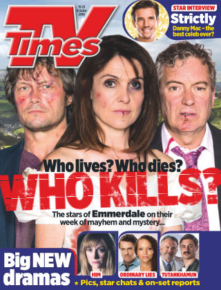 TV Times 15th October 2016