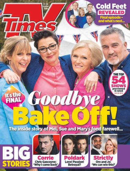 TV Times October 18, 2016 00:00