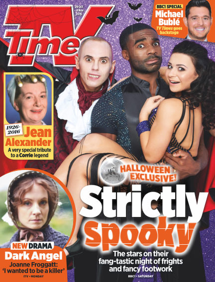 TV Times October 25, 2016 00:00