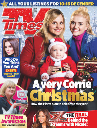 TV Times 10th December 2016