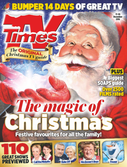 TV Times December 13, 2016 00:00