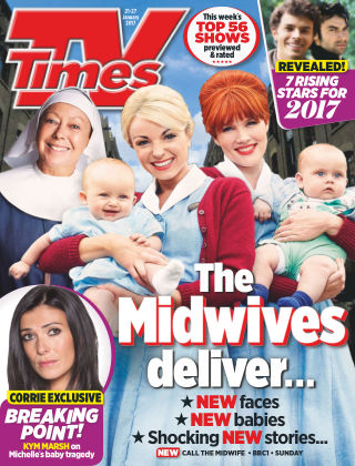 TV Times 21st January 2017