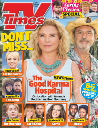 TV Times 4th February 2017