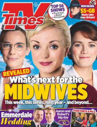 TV Times 18th February 2017