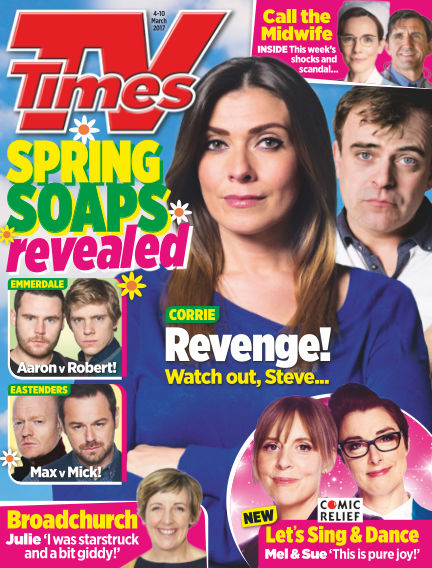 TV Times February 28, 2017 00:00