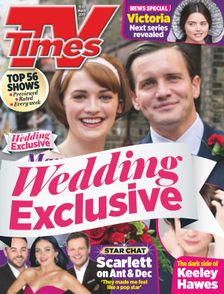 TV Times 11th March 2017