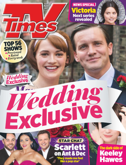 TV Times March 07, 2017 00:00
