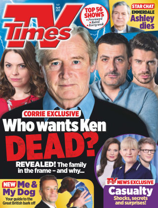 TV Times 1st April 2017