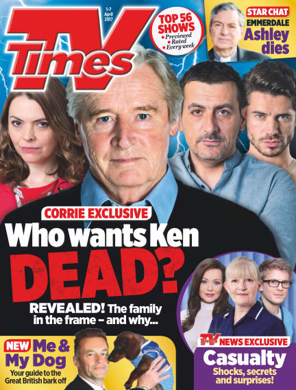 TV Times March 28, 2017 00:00