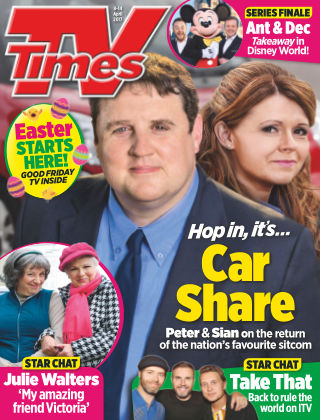 TV Times 8th April 2017