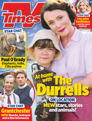 TV Times 22nd April 2017