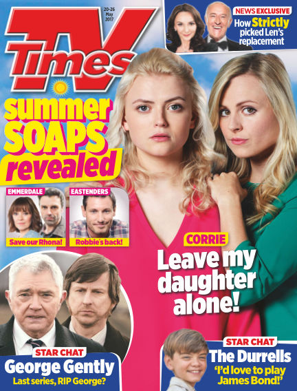 TV Times May 16, 2017 00:00