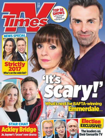 TV Times May 30, 2017 00:00