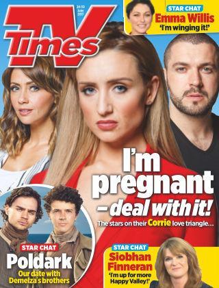 TV Times Magazine 24th June 2017