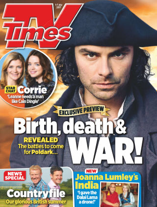 TV Times 1st July 2017