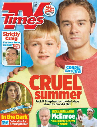TV Times 8th July 2017