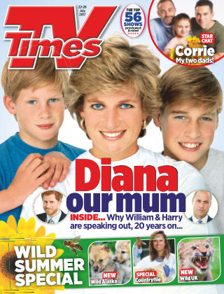 TV Times 22nd July 2017