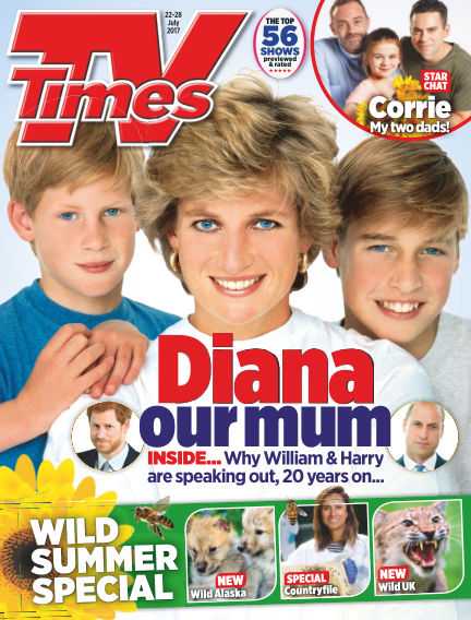 TV Times July 18, 2017 00:00
