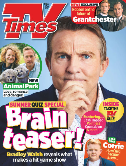 TV Times July 25, 2017 00:00