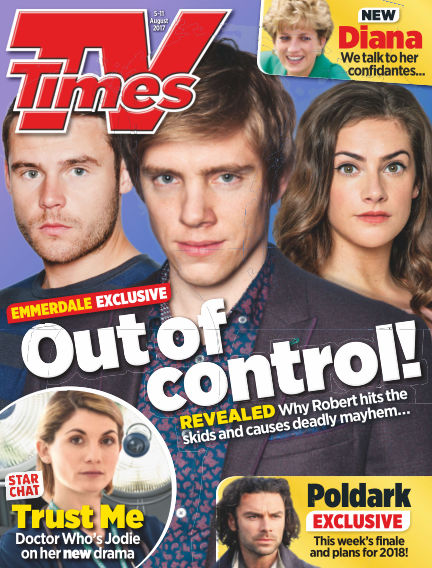 TV Times August 01, 2017 00:00