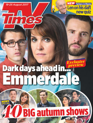 TV Times 19th August 2017